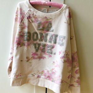 Crewcuts Girls' sweatshirt, size 12